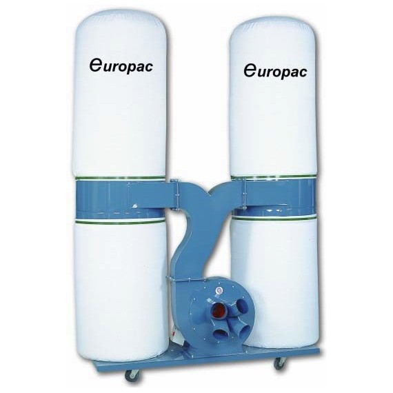 Europac EP 705 B Flisavsug