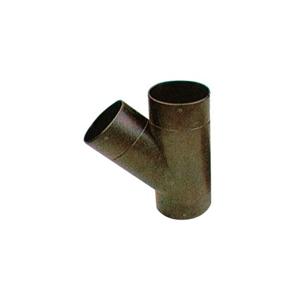 Deler til flisavsug Y-gren 125mm