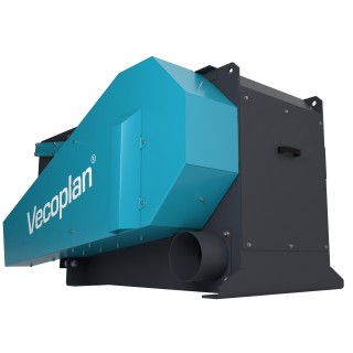 Vecoplan VHZ 1100 XL hugger for trevirke