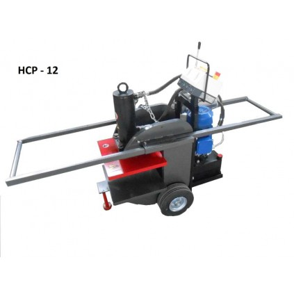Spikerplatepresse hydraulisk