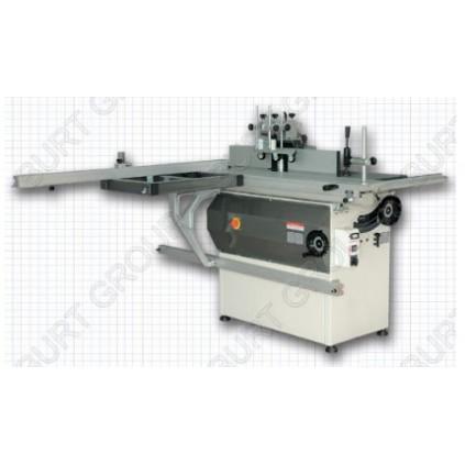 Europac PM 230/50/1600 mm Kombinert sag og fres