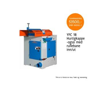 Europac YFC-18 Hurtigkapper Høstkampanje