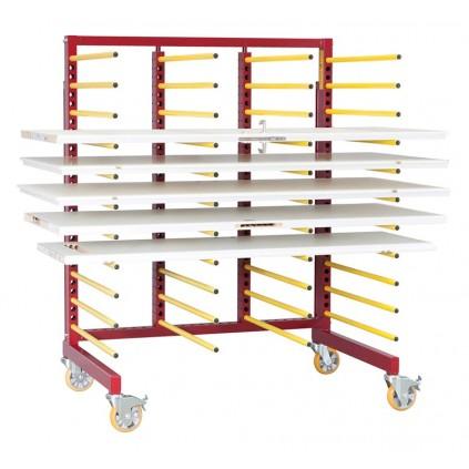 Lakkreol Mobil Rack R 900