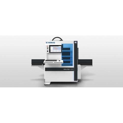 DRILLTEQ -   CNC