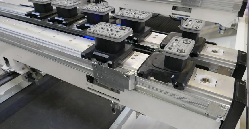 CNC-Teknologi fra Homag: tilnærmet uendelige muligheter