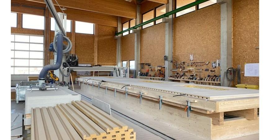Automatisert elementproduksjon for små og mellomstore bedrifter.