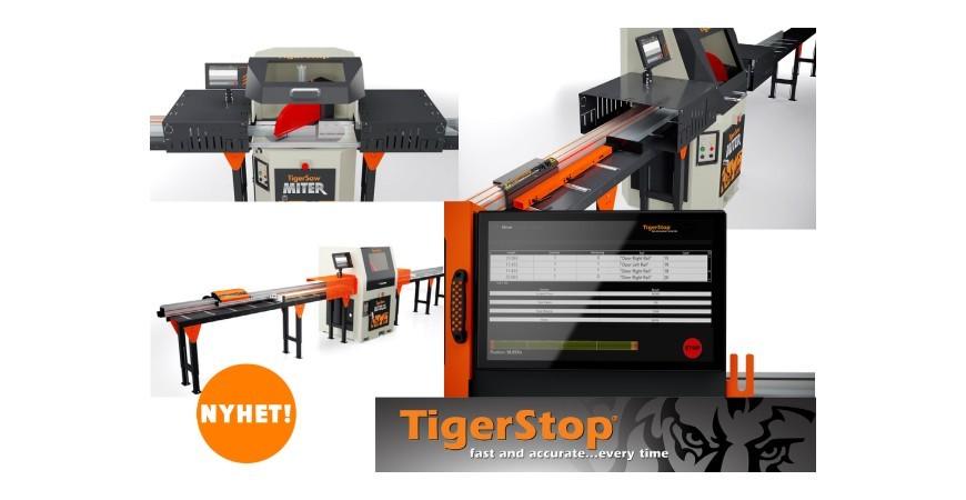 Nyhet fra TigerStop